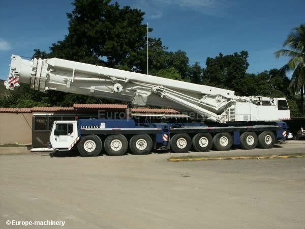 Used and new Cranes - MachineryZone Europe
