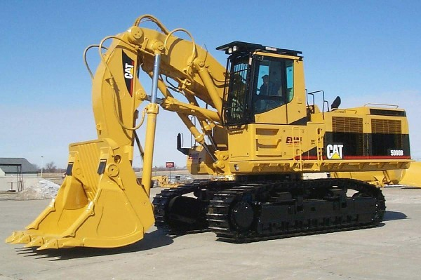 Used And New Crawler Excavators Machineryzone Europe