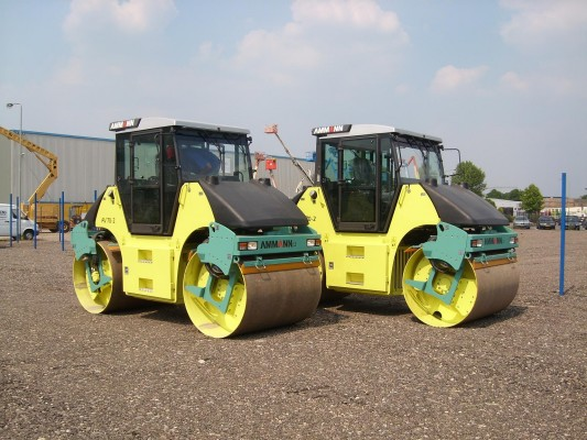 Used And New Tandem Compactors Machineryzone Europe