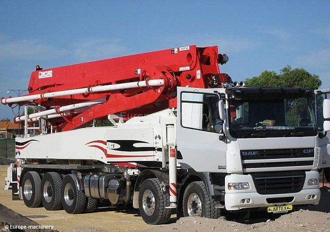 Used and new Concrete Pumps - MachineryZone Europe