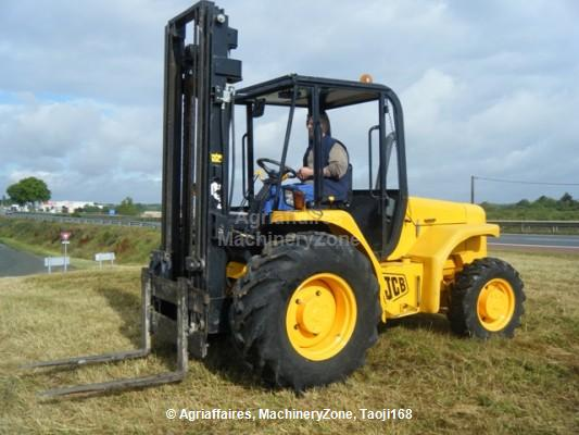 Used And New All Terrain Forklifts Machineryzone Europe