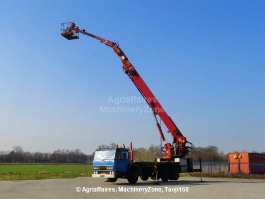 Truck-Mounted Boom Lifts