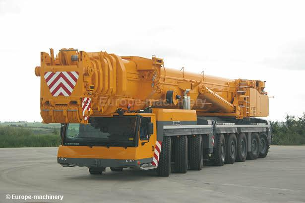 Used and new Mobile Crane / Boom Truck - MachineryZone Europe Manitowoc Qy A Wiring Diagrams on