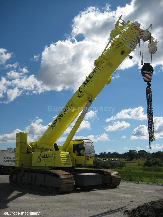 Used and new Crawler Cranes - MachineryZone Europe