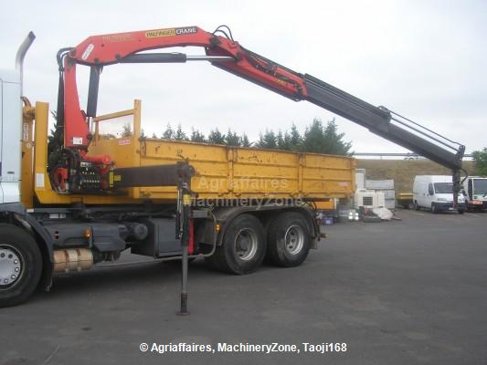 Used and new Loader Cranes - MachineryZone Europe