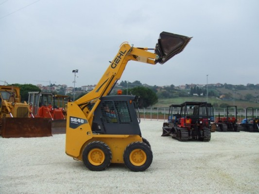 Used And New Skid Steer Loaders Machineryzone Europe