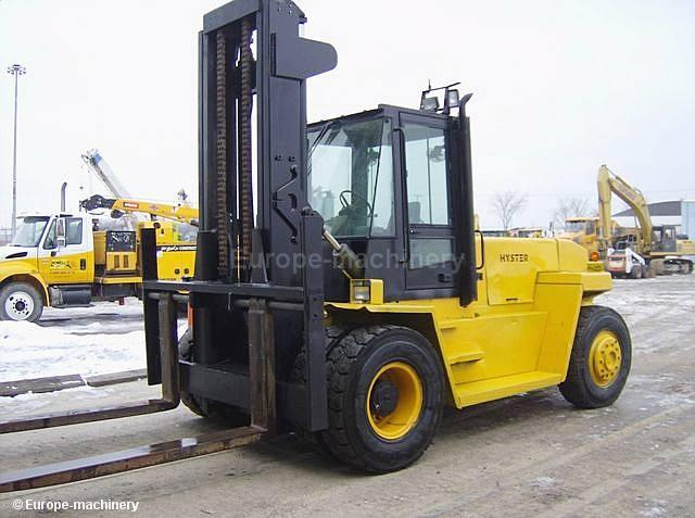 Used and new Heavy Duty Forklifts - MachineryZone Europe