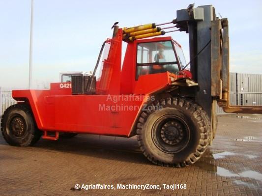 Used And New Heavy Duty Forklift Trucks Machineryzone Europe