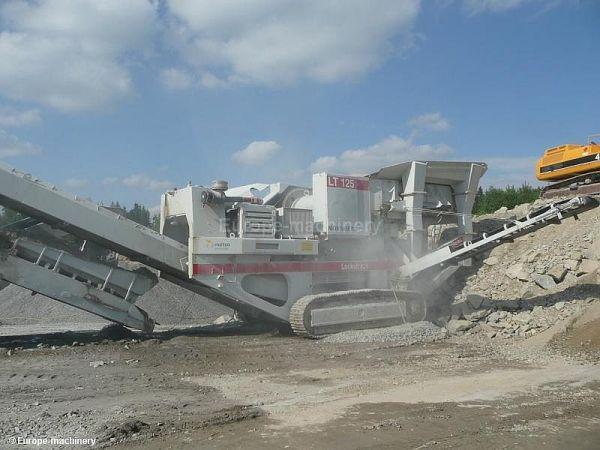 Used and new Fixed crusher / shredder - MachineryZone Europe
